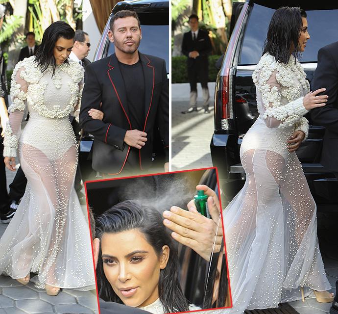 Gallery Of Kim Kardashians Wedding Dress Kanye West Celebrity Weddings K Ideas With Kardashian To