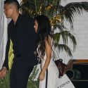 "<em><span class=""exclusive"">EXCLUSIVE</span></em> - Kourtney Kardashian's Hot Hookup With Male Model Younes Bendjima"