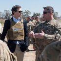 Jared Kushner Mocked For Wearing Flak Vest Over His Blazer In Iraq