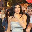 "<em><span class=""exclusive"">EXCLUSIVE</span></em> - Kylie Jenner's Vegas Appearance Crashed By Animal Rights Protestors!"