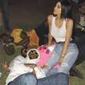 Find Out Who Kylie And Kendall Hooked Up With At Coachella!