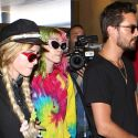 Bella Thorne Tweets She's Not Talking To Scott Disick Anymore After He's Photographed Kissing Another Chick In Cannes