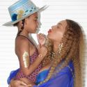 Beyonce Dotes On Blue Ivy Ahead Of The Birth Of Her Twins