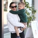 Jen Garner Spends Quality Time With Son Samuel After Ben Affleck Moves Out
