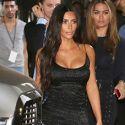 Kim Kardashian Tapes <em>Andy Cohen's Watch What Happens Live!</em> In LA