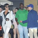 A Reunited Kris Jenner And Corey Gamble Dine Two Nights In A Row With Tommy Hilfiger ...   So Something's Up!