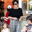 "Kourtney And Scott's Kids Yell At The Paps: ""Don't Take Pictures!"""