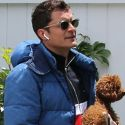 Orlando Bloom Brings Katy Perry's Dog To Hang With Hot Chicks In Malibu