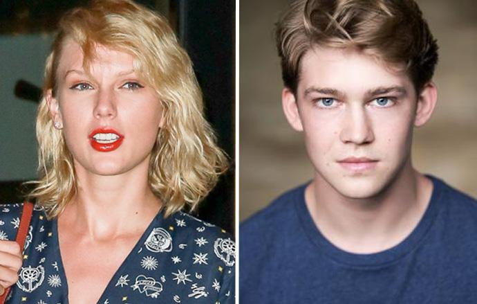 Taylor swift dating joe