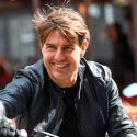 Tom Cruise Isn't Aging, So Of Course He's Still Doing His Own Stunts!