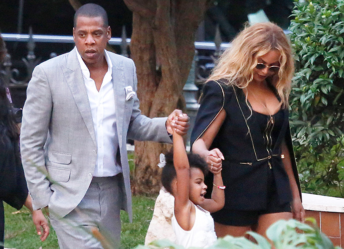 The names of Beyoncé and JAY-Z's twins have reportedly been revealed