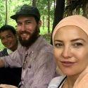 Kate Hudson Takes Humanitarian Trip To Cambodia With Boyfriend Danny Fujikawa