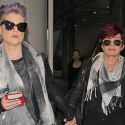 Sharon And Kelly Osbourne Go Off On Kendall And Kylie Over T-Shirt Controversy