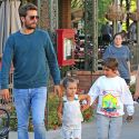 Scott Disick Trades Hooking Up With Chicks For Hanging Out With His Kids