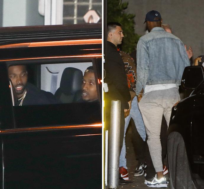 Lamar Odom Says Rob Kardashian Isn't Speaking To Him