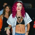Bella Thorne Shows Off Her Abs