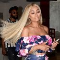 Blac Chyna Goes Legally Blonde After Filing Restraining Order Against Rob Kardashian