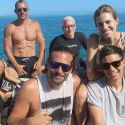 New Parents Bradley Cooper And Irina Shayk Vacation With Anderson Cooper, Andy Cohen, Allison Williams And DVF