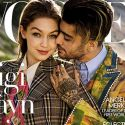 Gigi Hadid And Zayn Malik Pose For Gender Fluid <em>Vogue</em> Cover