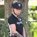 Iggy Azalea Is An Old Pro At Horseback Riding