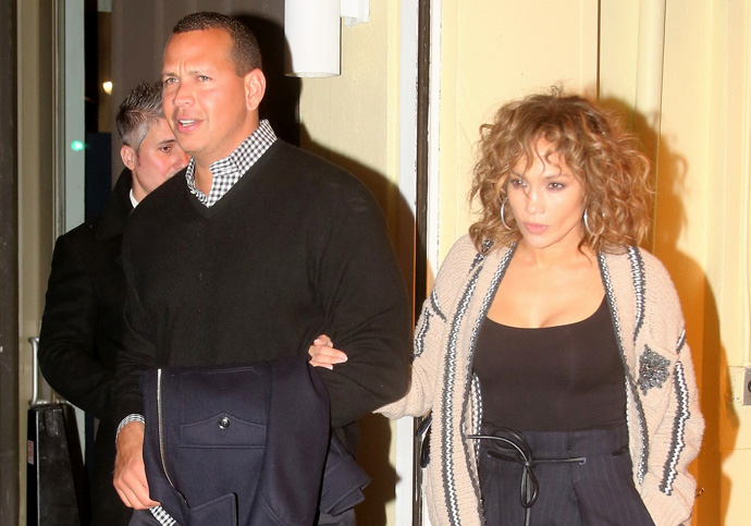 Jennifer Lopez Hired Private Investigator to Tail Alex Rodriguez