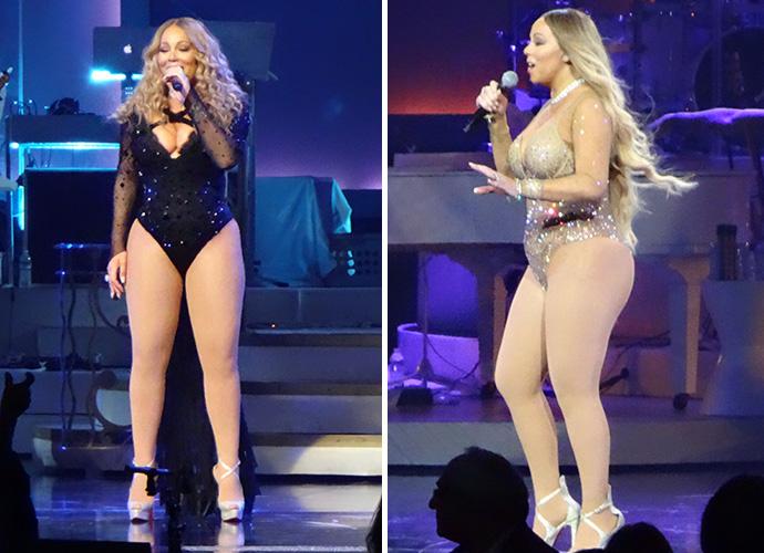 People : Mariah Carey s'est faite retirer une partie de l'estomac pour maigrir