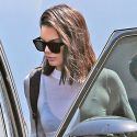 Kendall Jenner Flashes Her Nips And Her Booty Even While Dressing Down