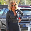 Khloe Kardashian Teams Up With Kevin Hart To Film A Fitness Show