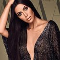 Kim K Channels Cher For <em>Harper's Bazaar Arabia</em>