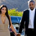 Report: Kim Getting A Mid-Nuptial Agreement Because Kanye's Finances And Lawsuits Are A Mess