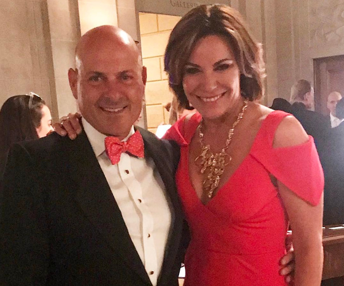 Luann D'Agostino Divorcing Husband Tom After Seven Months Of Marriage