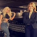 Blac Chyna And Her Lawyer Lisa Bloom Pose Like They're In A Rap Video