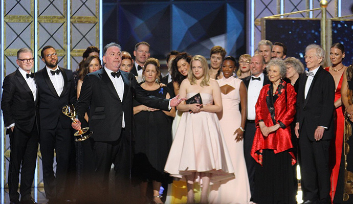 The Handmaid's Tale and Big Little Lies triumph at Emmys