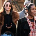 "Report: Kendall Jenner And A$AP Rocky ""Weren't Really Official"""