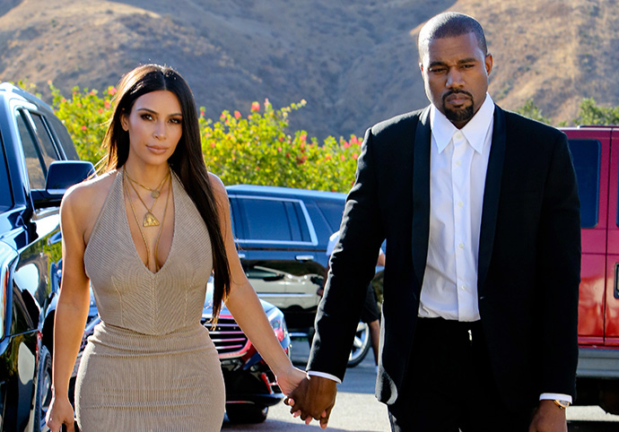 Kim Kardashian commented on the rumors of her third pregnancy