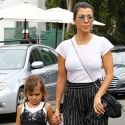 Kourtney Kardashian Focuses On Parenting As Scott Disick Goes Public With New Girlfriend Sofia Richie