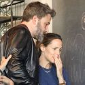 Ben Affleck Reunites With Jen Garner On Ice Cream Date With The Kids
