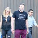 "<em><span class=""exclusive"">EXCLUSIVE</span></em> - Ben Affleck And Lindsay Shookus Check Out $20 Million Santa Monica Love Nest"