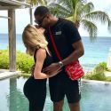 "Pregnant Khloe Kardashian Gushes Over Her ""Love"" Tristan Thompson As She Offers Relationship Advice"