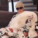 Kris Jenner Copies Kim And Goes Platinum Blonde!