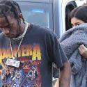 Pregnant Kylie Jenner Takes A Trip To Boyfriend Travis Scott's Hometown Of Houston
