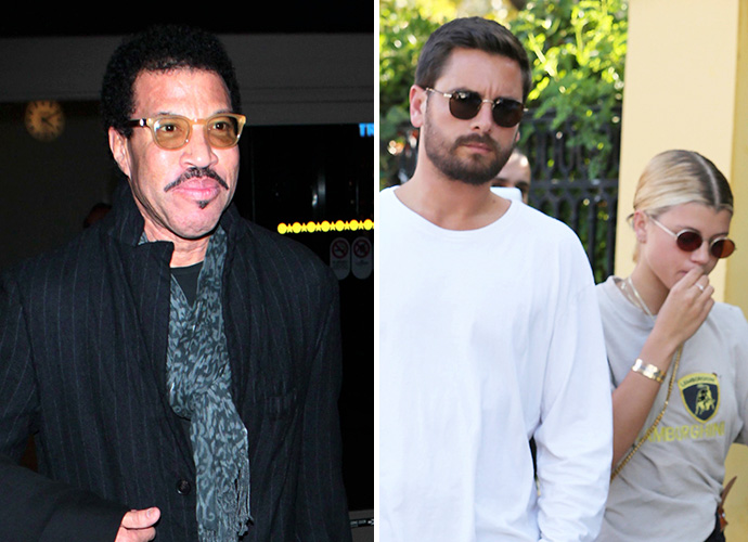 Lionel Richie speaks about teen daughter dating a much older man