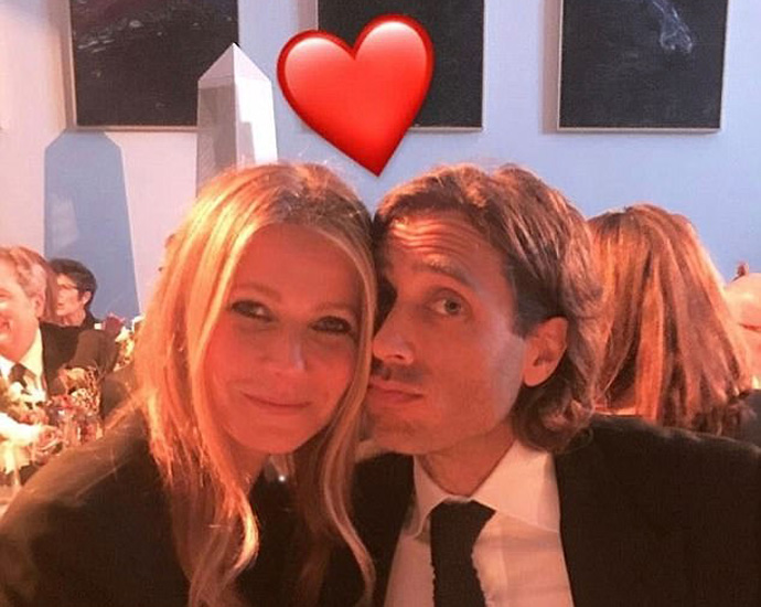 Gwyneth Paltrow secretly got engaged to producer Brad Falchuk