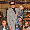 Kris Jenner Takes North, Penelope, And Reign To See <em>Coco</em> At The Movie Theater