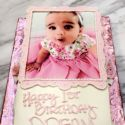 Rob Kardashian Resurfaces For Daughter Dream's First Birthday