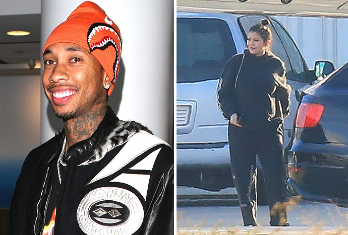 Pregnant Kylie Jenner An 'Emotional Wreck': 'She Feels So Alone!'