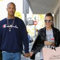 """<em><span class=""""exclusive"""">EXCLUSIVE PHOTOS</span></em> - Is Topshop Heiress Chloe Green Engaged To Hot Felon Jeremy Meeks? Check Out Her Ring!"""