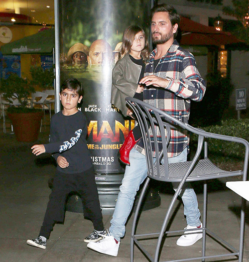 Sofia Richie's mother gives approval to Scott Disick