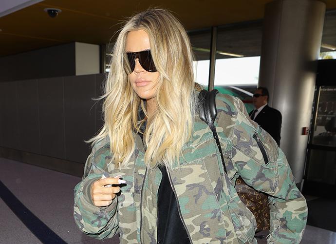 Khloe Kardashian's Latest Photo Provides Big Pregnancy Clue