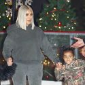 Kim And Kourtney Take The Kids Ice Skating ... Cuteness Ensues